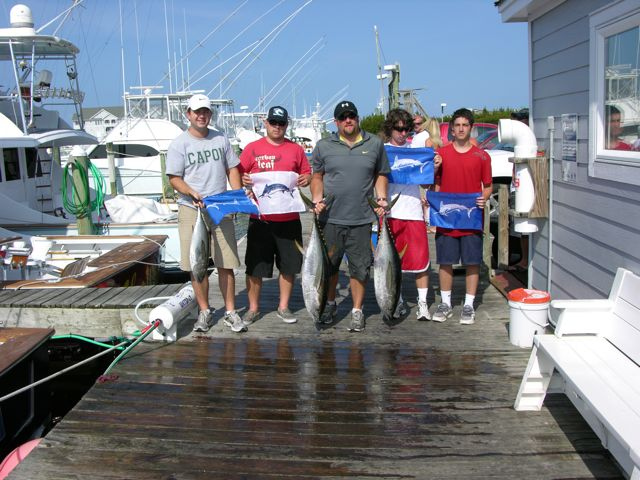8-5-11, Bills and Tuna